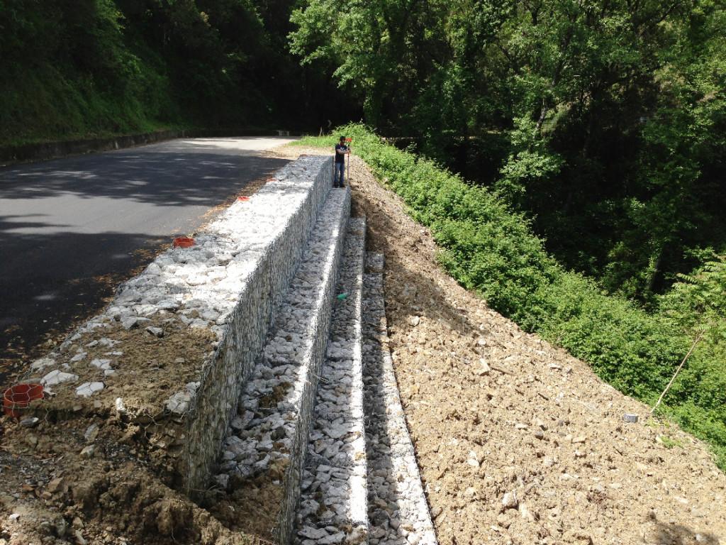 manutenzione strada SP 269